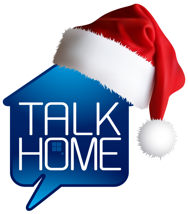 Talk Home logo